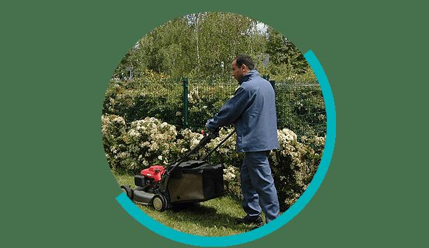 Entretien et nettoyage r gulier d espaces verts orl ans for Espace vert synonyme